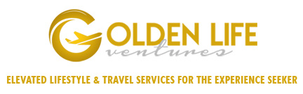 GOLDEN LIFE VENTURES Logo